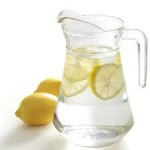 lemon water for getting rid of cellulite in 2 weeks
