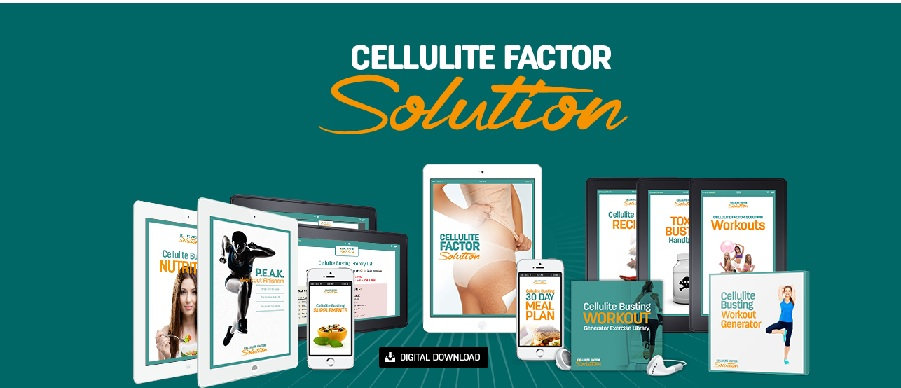 cellulite factor solution program