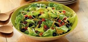 salads for cellulite removal