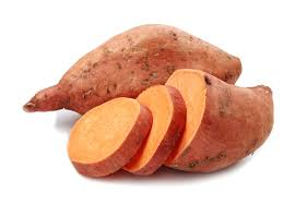 sweet potato for reducing the appearance of cellulite